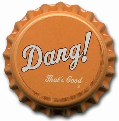 Dang Root Beer Bottlecap Soda Cream