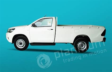 export  hilux single cab  pickup  dubai africa