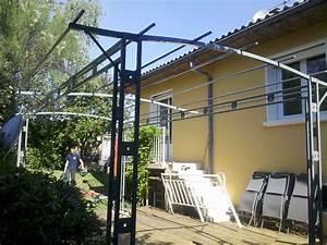 Pergolas metalliques lyon tonnelle lyon mions portail for Tonnelle jardin fer forge 13 pergolas metalliques lyon tonnelle lyon mions portail