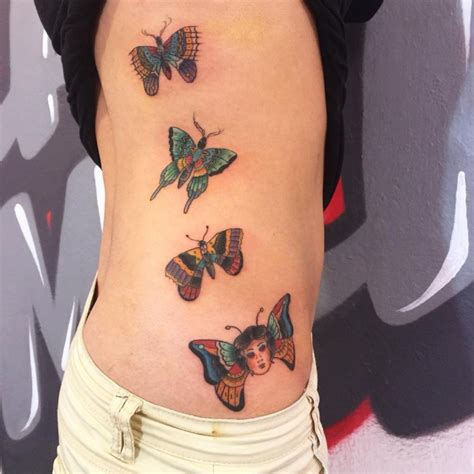 gorgeous butterfly tattoo designs  meaning