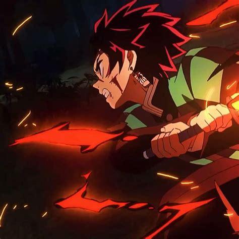 Tanjiro Live Pfp Video In 2021 Anime Cool Anime