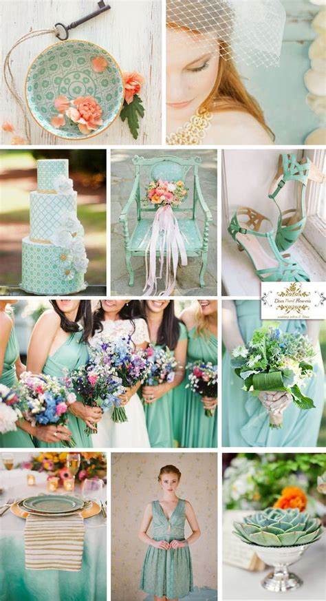 Pantone Top 10 Wedding Color Ideas For Spring 2015