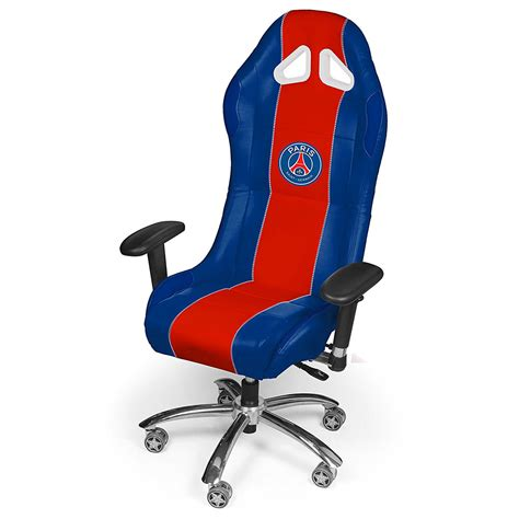 siege psg subsonic football gaming chair psg siège pc subsonic