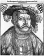 Herzog Ulrich von Württemberg um 1540 - Holzschnitt von ...