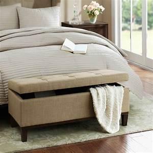 Coffre Bout De Lit Ikea : bout de lit coffre un meuble de rangement astucieux ~ Teatrodelosmanantiales.com Idées de Décoration