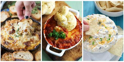 dips cuisine 41 easy dip recipes best dips country living