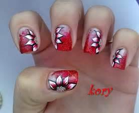 Red nail art designs nailspedia