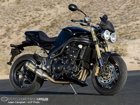 Triumph Speed Image by 2006 Triumph Speed 1050 Pics Specs And