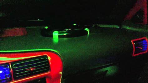 Car Custom Interior Lighting