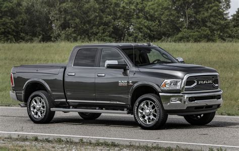 What's New For 2017 Ram