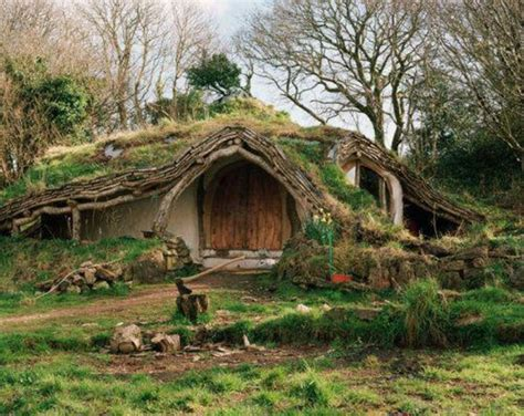 real hobbit homes real life hobbit house wales what a wonderful world