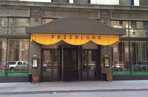 cuisine st paul pazzaluna restaurant paul menu