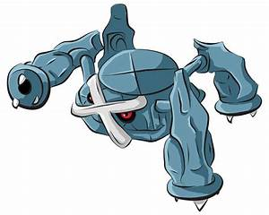 Pokemon Metagross Attacks