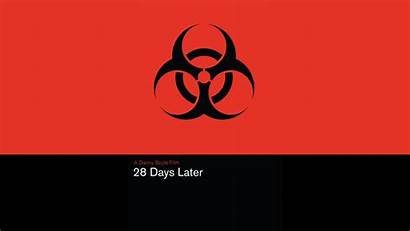 28 Later Days Wallpapers Poster Zombie Background