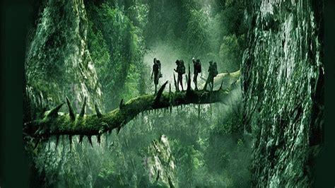 danger forest    hollywood action