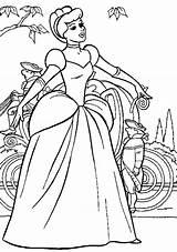 Princess Coloring Cinderella Disney Activity Child Support Coloringhome Printable Printables Stumble Tweet Singing Gown sketch template