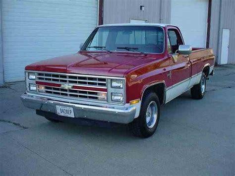 1986 Chevrolet Silverado by 1986 Chevrolet Silverado For Sale On Classiccars