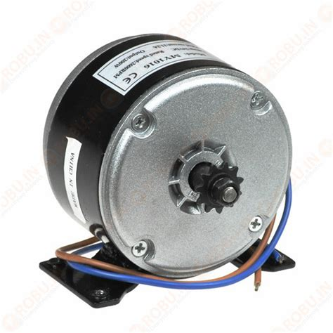 Motor Electric 24v by Ebike My1016 350w 24v 2750rpm Dc Motor Robu In Indian