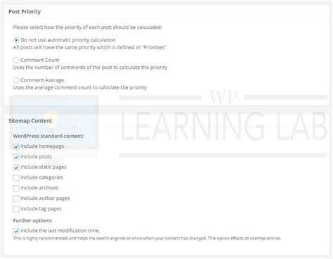 How Use The Google Xml Sitemaps Plugin