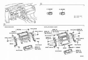 93 Camry Radio Wire Jack Diagram