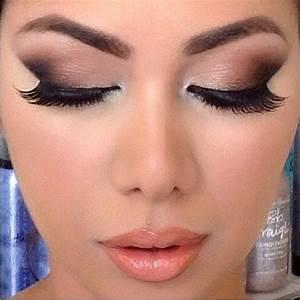 Maquillage De Mariage : idee maquillage mariage invitee ~ Melissatoandfro.com Idées de Décoration