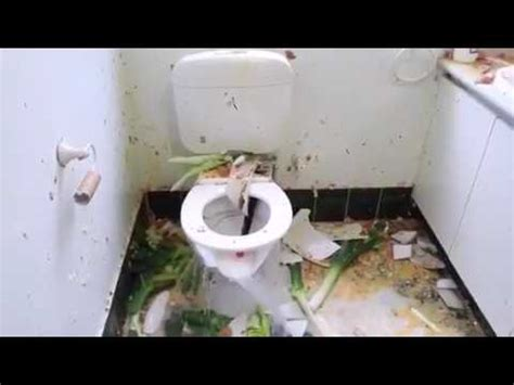How To Fix A Leaking Toilet (reverse) Youtube