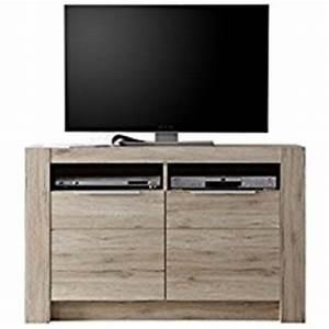 Meuble Tele Haut : meuble tv haut ~ Teatrodelosmanantiales.com Idées de Décoration
