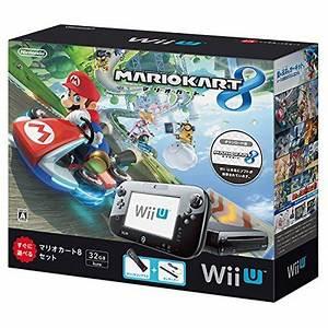 Mario Kart Wii U : refurbished wii u mario kart 8 set black ~ Maxctalentgroup.com Avis de Voitures