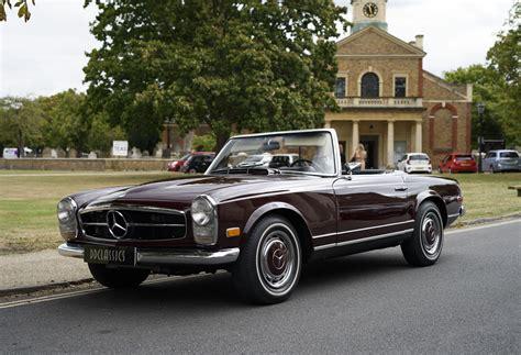 1967 mercedes benz 230sl pagoda. 1968 Mercedes-Benz SL Pagode - 280SL Pagoda | Classic Driver Market