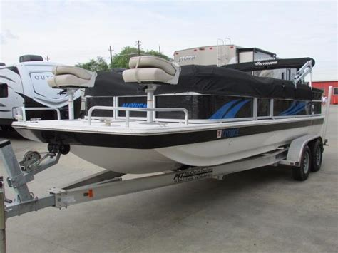 Hurricane Deck Boats For Sale Texas by Hurricane Fun Deck Boats For Sale In Texas