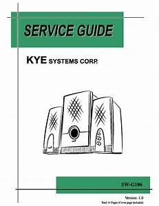 Genius Service Guide Sw
