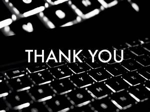Thank You Hd Wallpaper For Presentation - impremedia.net