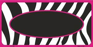 Pink And Black Zebra Print Wallpaper - ClipArt Best