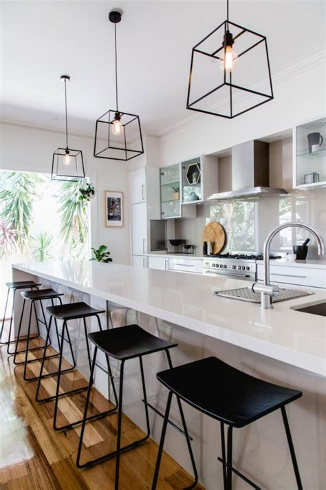lustrous kitchen lighting ideas  illuminate  home
