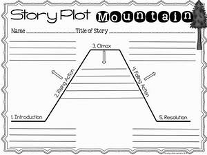 Plot Diagram Graphic Organizer Lovely 1000 Images About