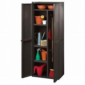 Meuble De Rangement Exterieur : meubles rangement terrasse ~ Edinachiropracticcenter.com Idées de Décoration