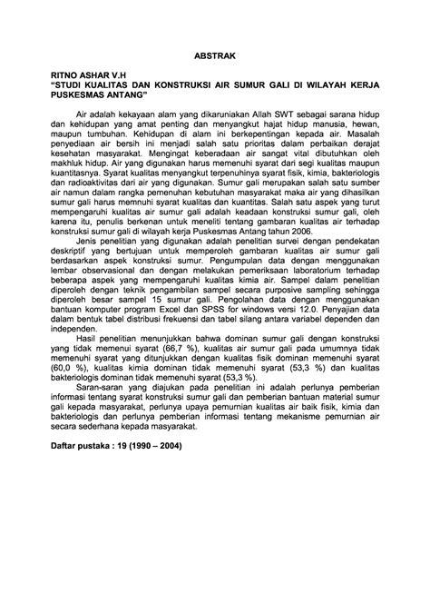 Contoh Jurnal Ilmiah Teknik Informatika - Our Families Journey