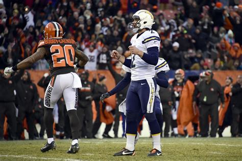 Chargers Vs Browns Game Time, Tv Schedule, Online
