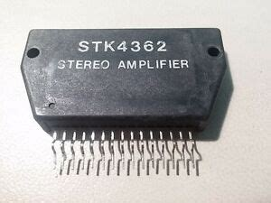 Nos Stk Power Amplifier Module Ebay