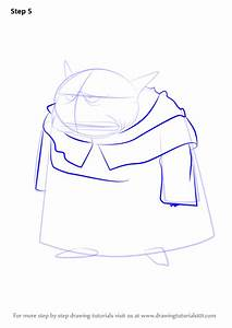 Learn How to Draw Kind Trode from Dragon Quest VIII ...