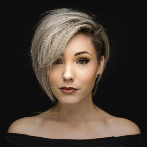 short hairstyles  girls women hairstyle samples