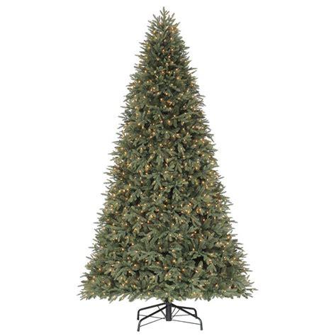 10 ft sutter fir quick set artificial christmas tree with