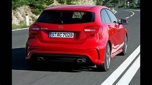 Mercedes A 250 : mercedes a 250 2012 so f hrt sich die a klasse youtube ~ Maxctalentgroup.com Avis de Voitures