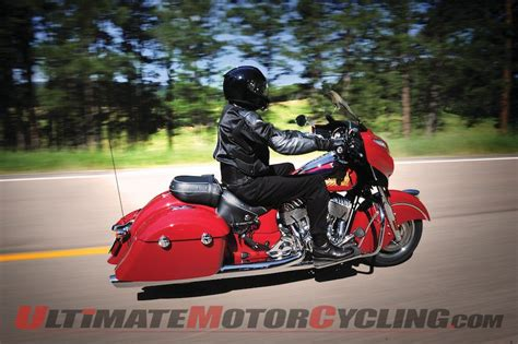 2014 Indian Chieftain & Chief Vintage Review