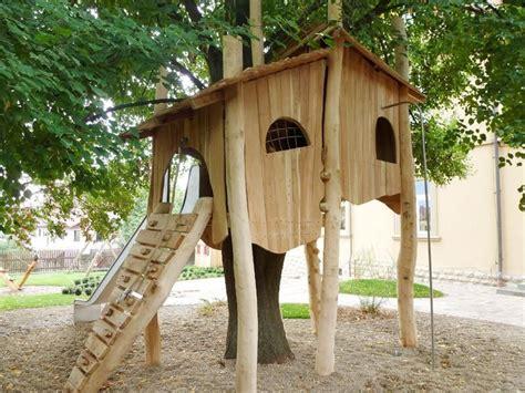 Baumhaus Für Kinder Selber Bauen by Ein Baumhaus Bauen Gartenideen Wohlf 252 Hlecken Und