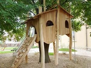 Baumhaus Mit Schaukel : ein baumhaus bauen schaukel und rutsche spielturm mit schaukel und spielturm ~ Whattoseeinmadrid.com Haus und Dekorationen