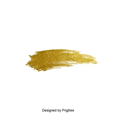 gold paint color paint clipart color clipart golden png