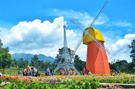 foto wisata bandungan semarang tempat wisata indonesia