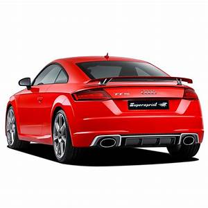 Audi Tt 8s : performance sport exhaust for audi tt rs 8s with valve ~ Kayakingforconservation.com Haus und Dekorationen