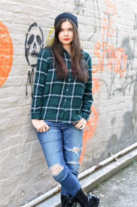 How to do Modern Grunge Part 1 Classic Grunge Style | A Rose in Bloom
